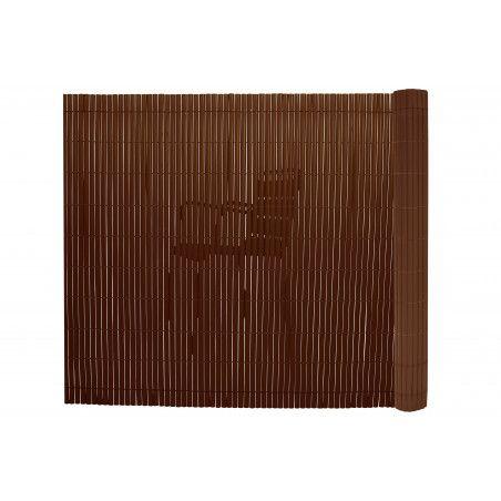 Canisse PVC 900 g/m² marron