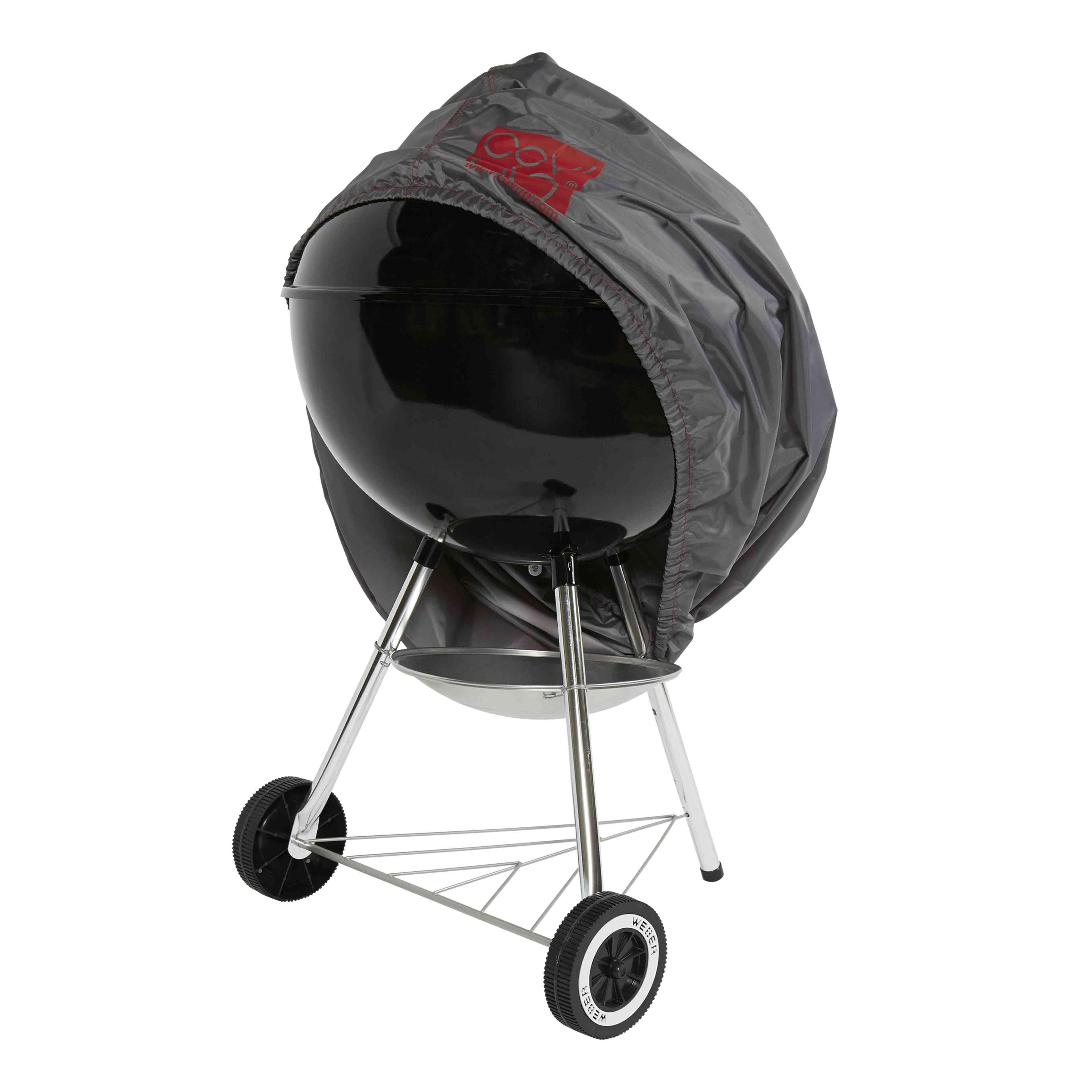housse de protection barbecue rond 70 cm. Black Bedroom Furniture Sets. Home Design Ideas