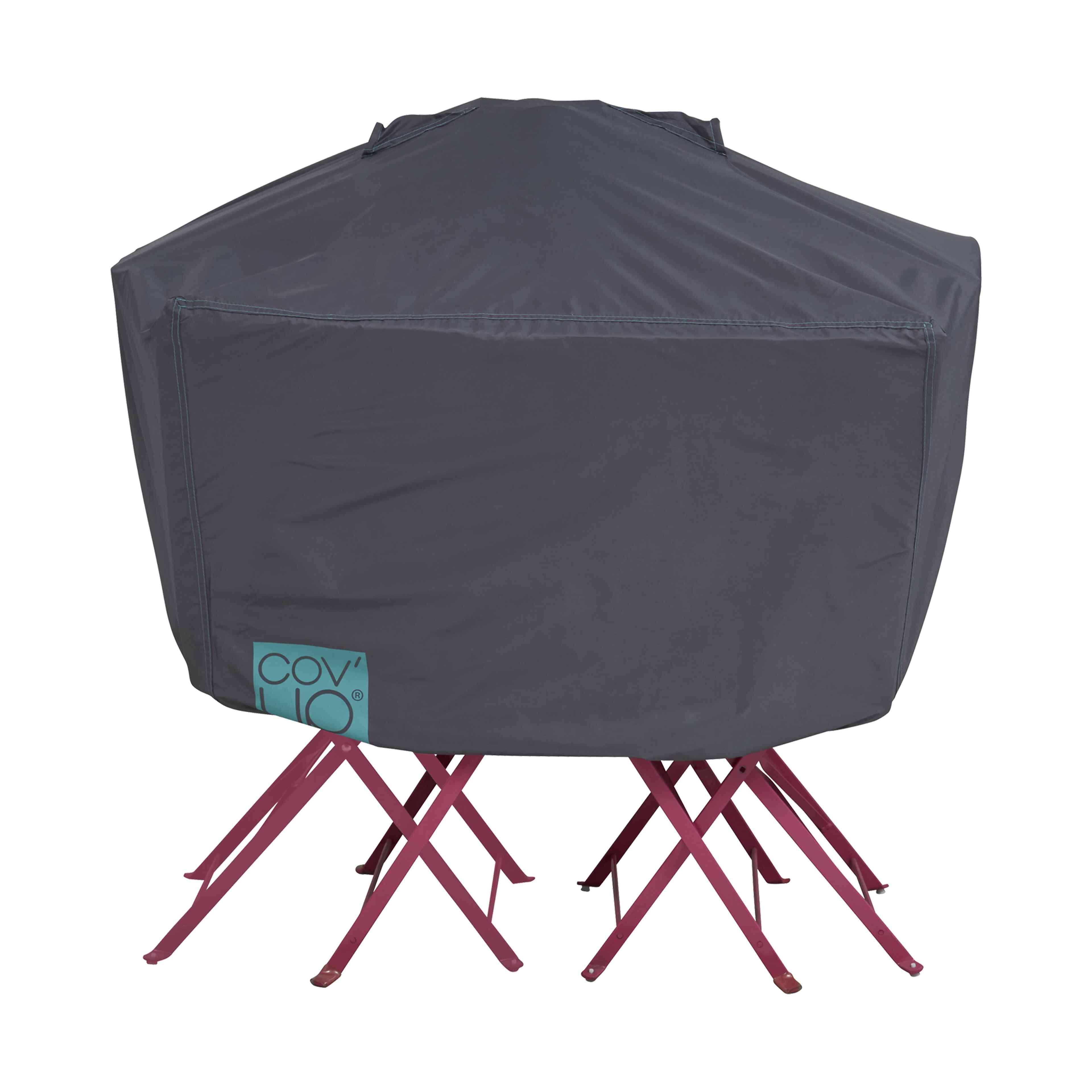 housse de protection table de jardin oviala. Black Bedroom Furniture Sets. Home Design Ideas