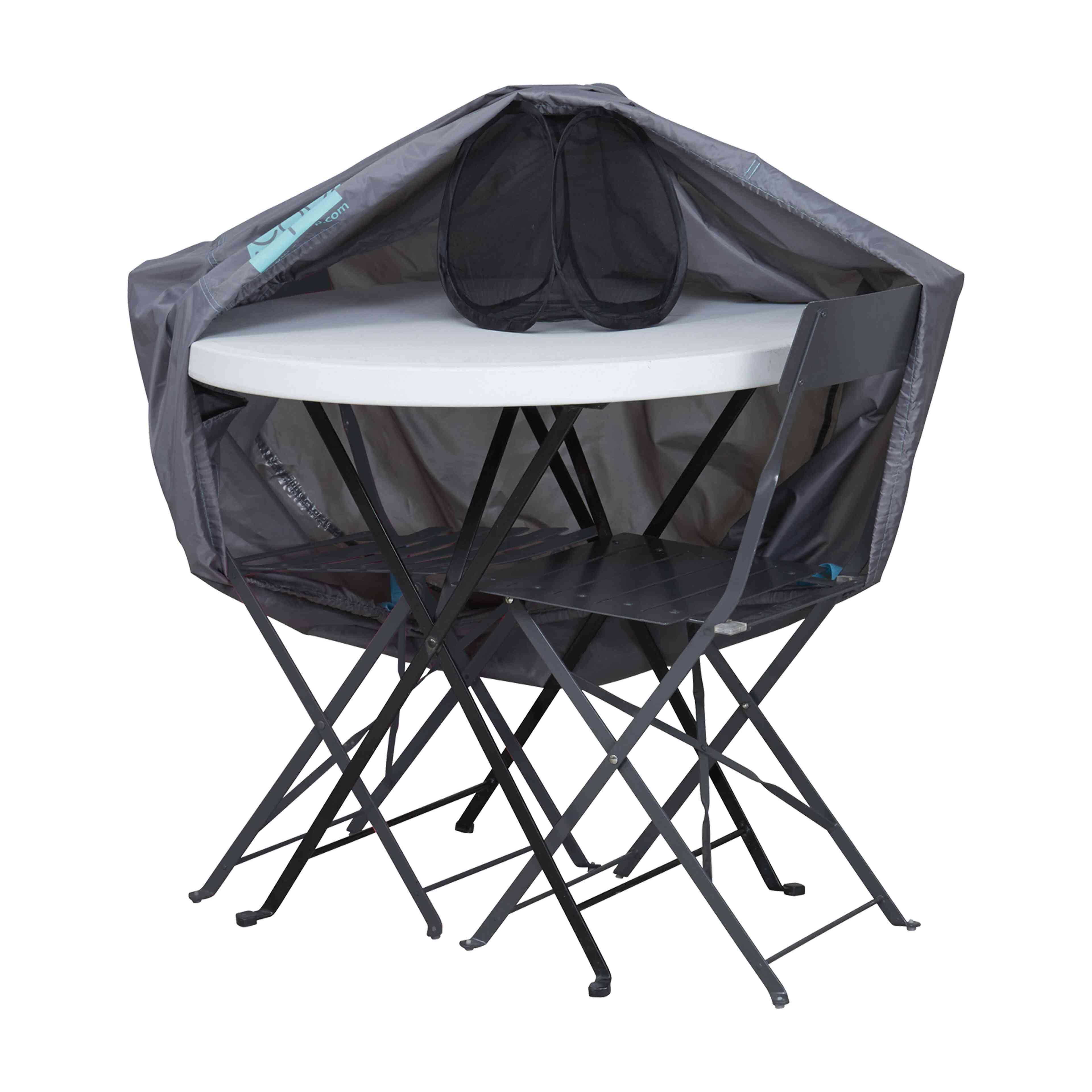Housse de protection table ronde  Oviala
