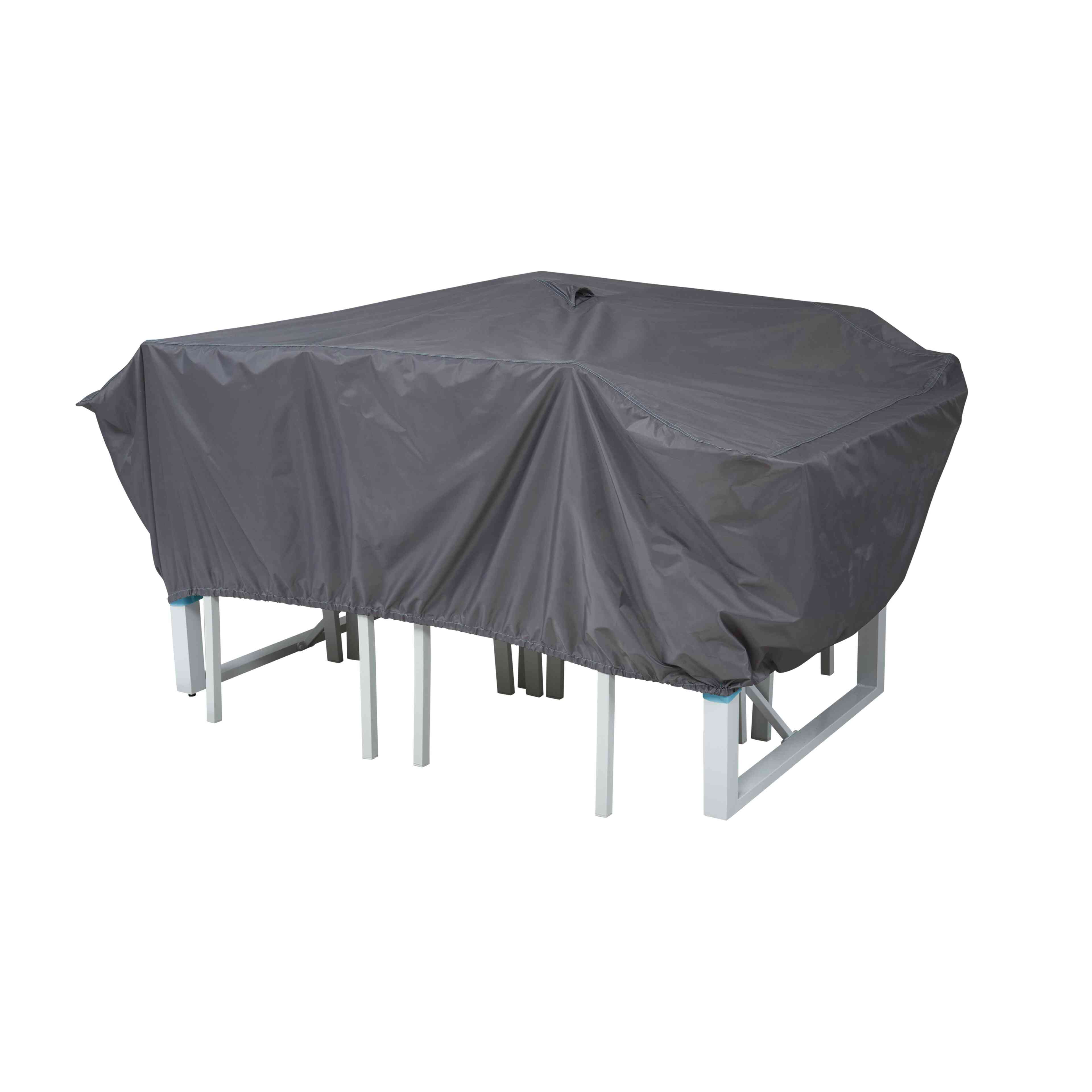 housse de protection table de jardin 180 x 110 cm. Black Bedroom Furniture Sets. Home Design Ideas