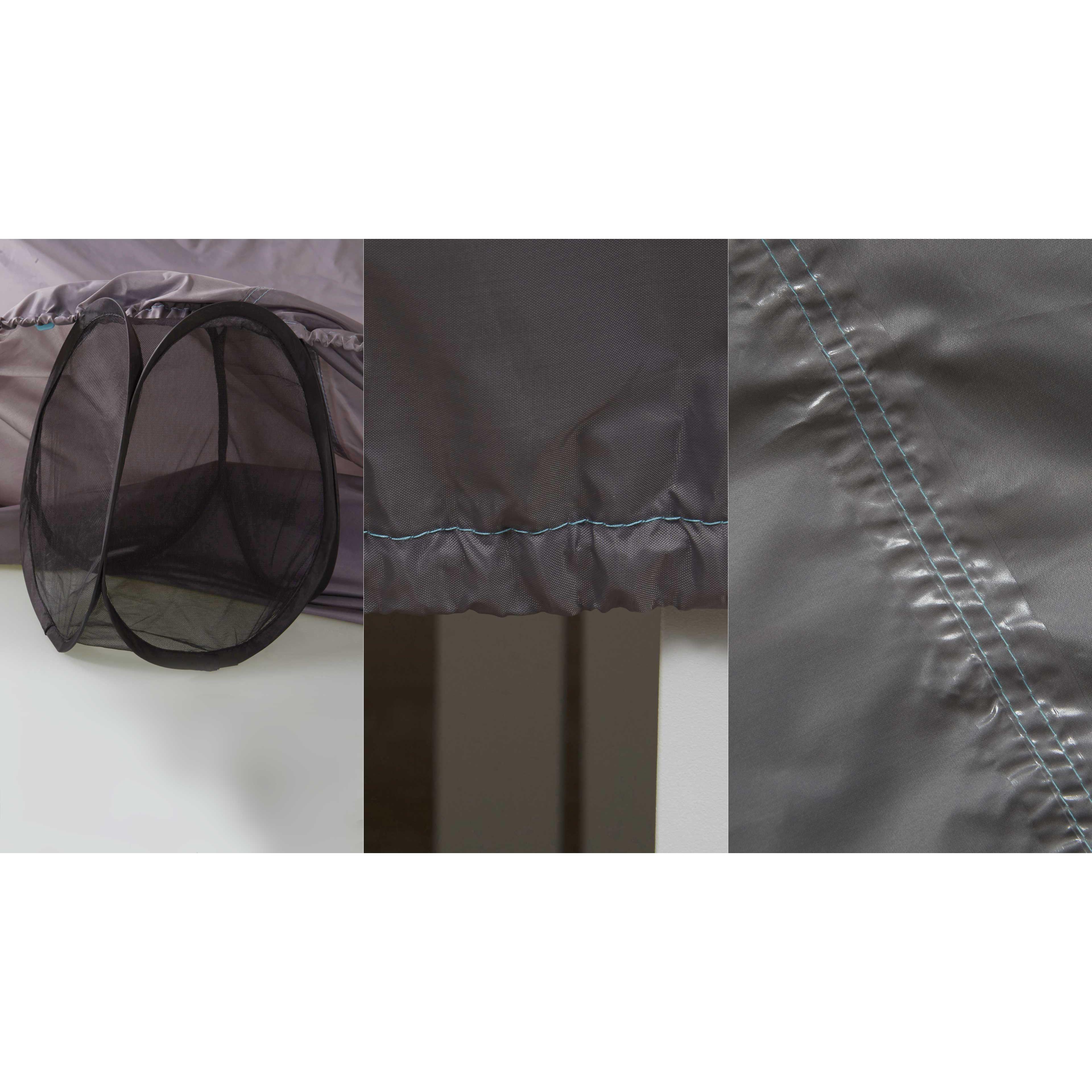 Housse de protection table ronde 6 places 120 cm | COV\'UP