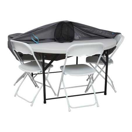 Housse de protection table ronde 160 cm