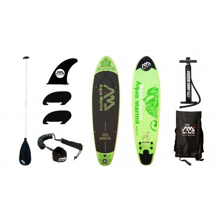 STAND UP PADDLE 3M + 1 PAGAIE - BREEZE