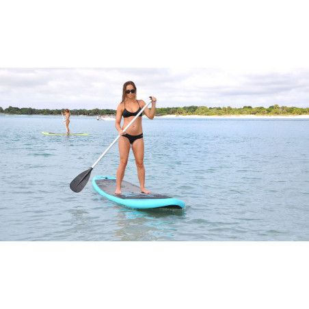 STAND UP PADDLE  3,30M + 1 PAGAIE - VAPOR