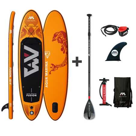 Stand up paddle gonflable Pack Sup Fusion