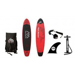 Stand up paddle gonflable Monster + Leash