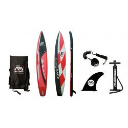 Stand up paddle gonflable Race ISUP + Leash