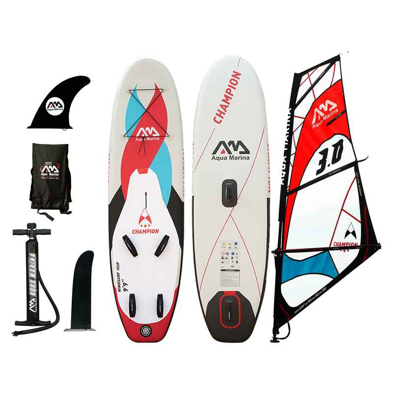 Stand up paddle gonflable Champion Windsurf