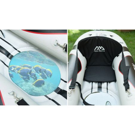 KAYAK GONFLABLE 1 PERSONNE