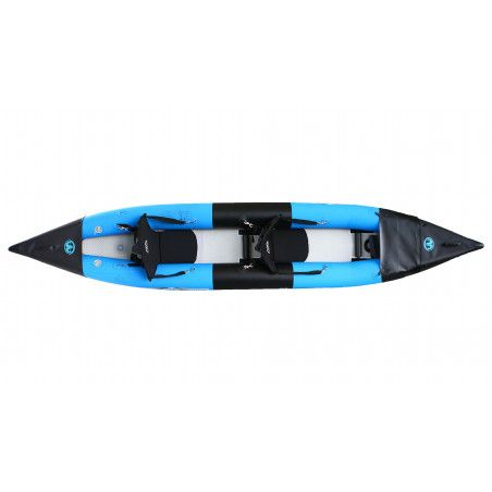 Kayak gonflable pro 2 personnes