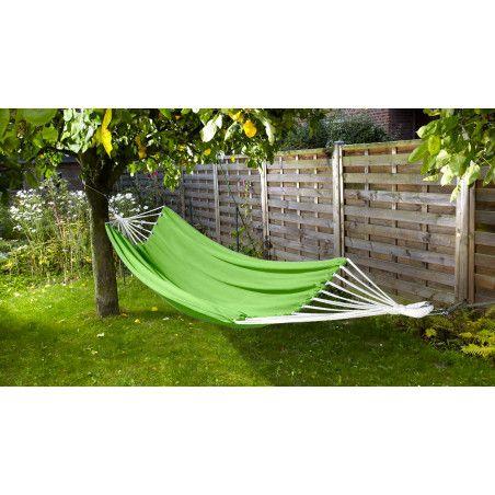 Hamac vert coton Boutique jardin