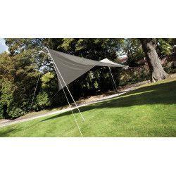 Voile d'ombrage carrée 3,60 m