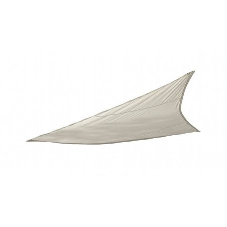 Voile d'ombrage triangulaire 4,80 m