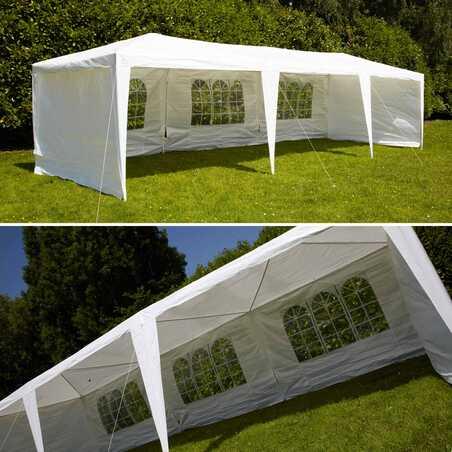 tente reception 3x9m 180gr/m²