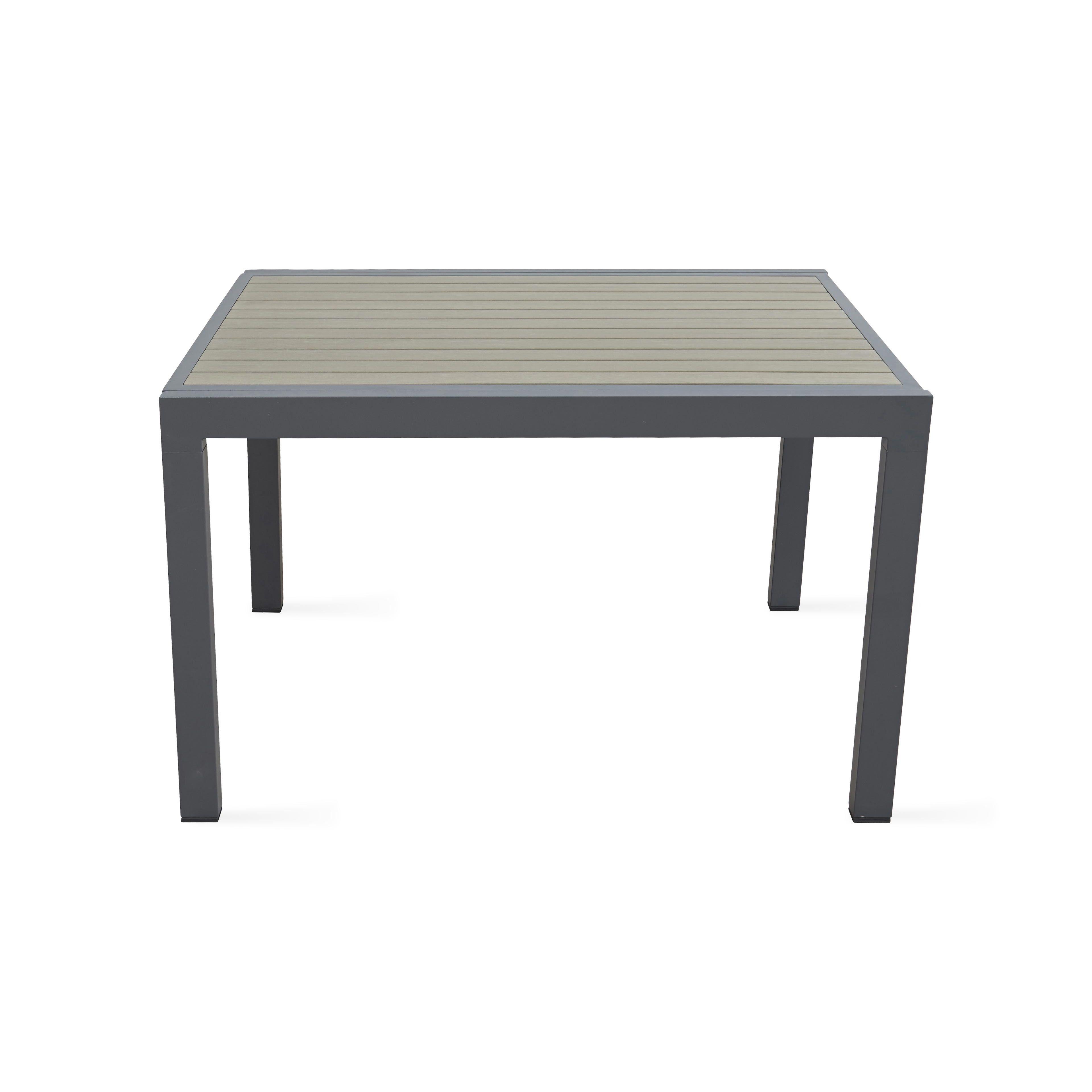 Table : Table De Jardin Twig Rectangulaire En Hpl ~ Meilleures idées ...