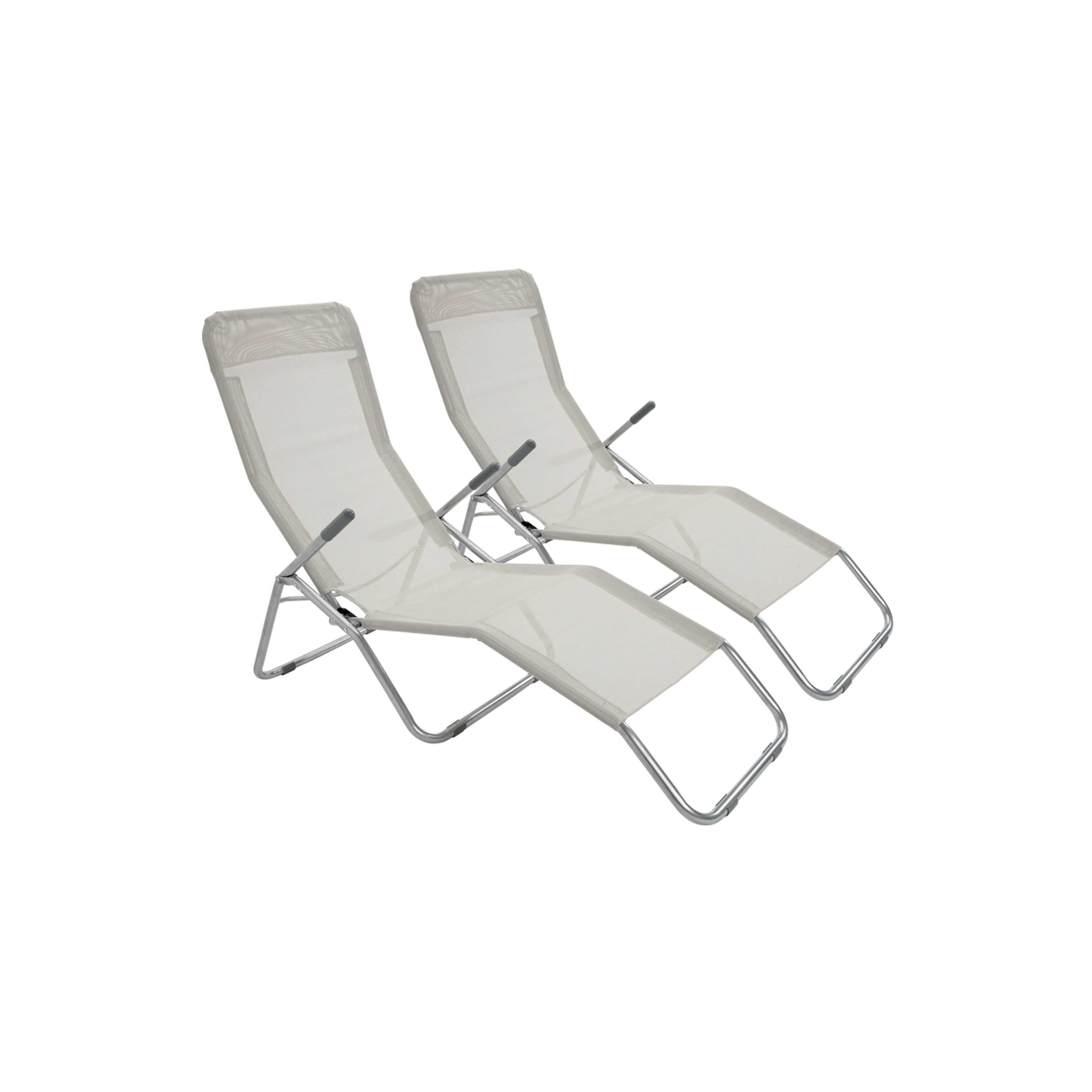 Chaise longue à bascule | Vocally