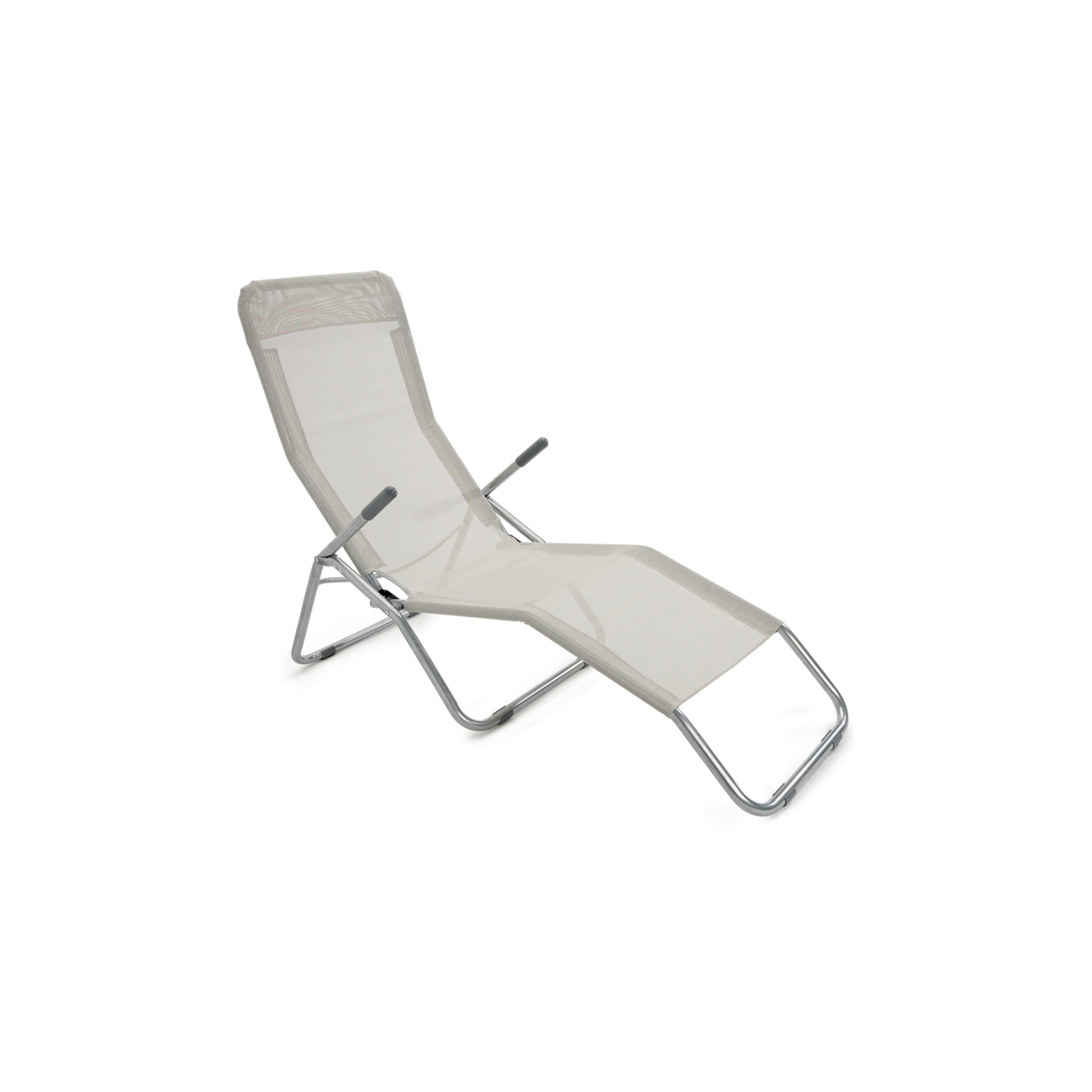 Transat jardin gris chaise longue double a bascule | Staffordshire ...