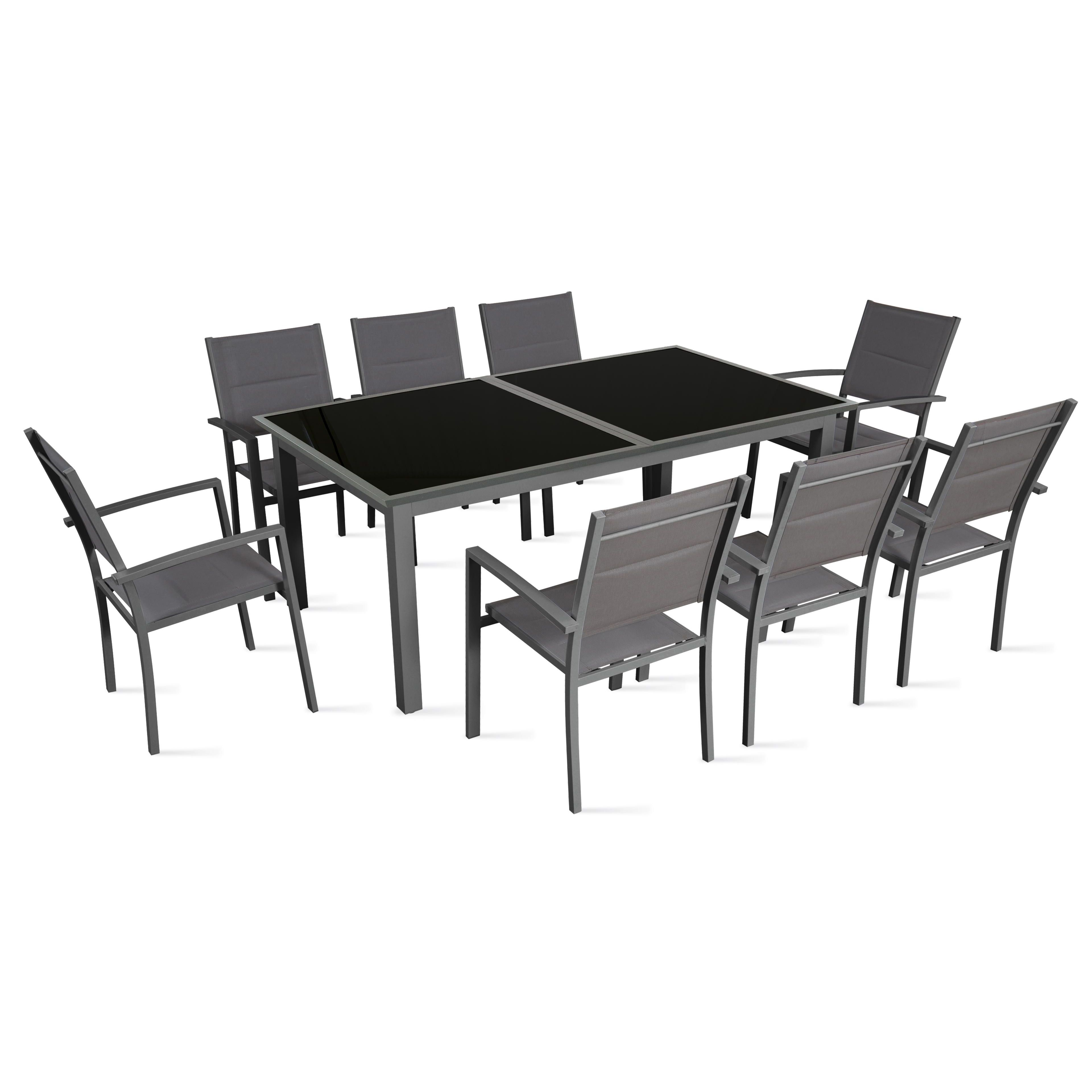 Table De Jardin 8 Places : table de jardin rallonge 8 places ~ Pogadajmy.info Styles, Décorations et Voitures