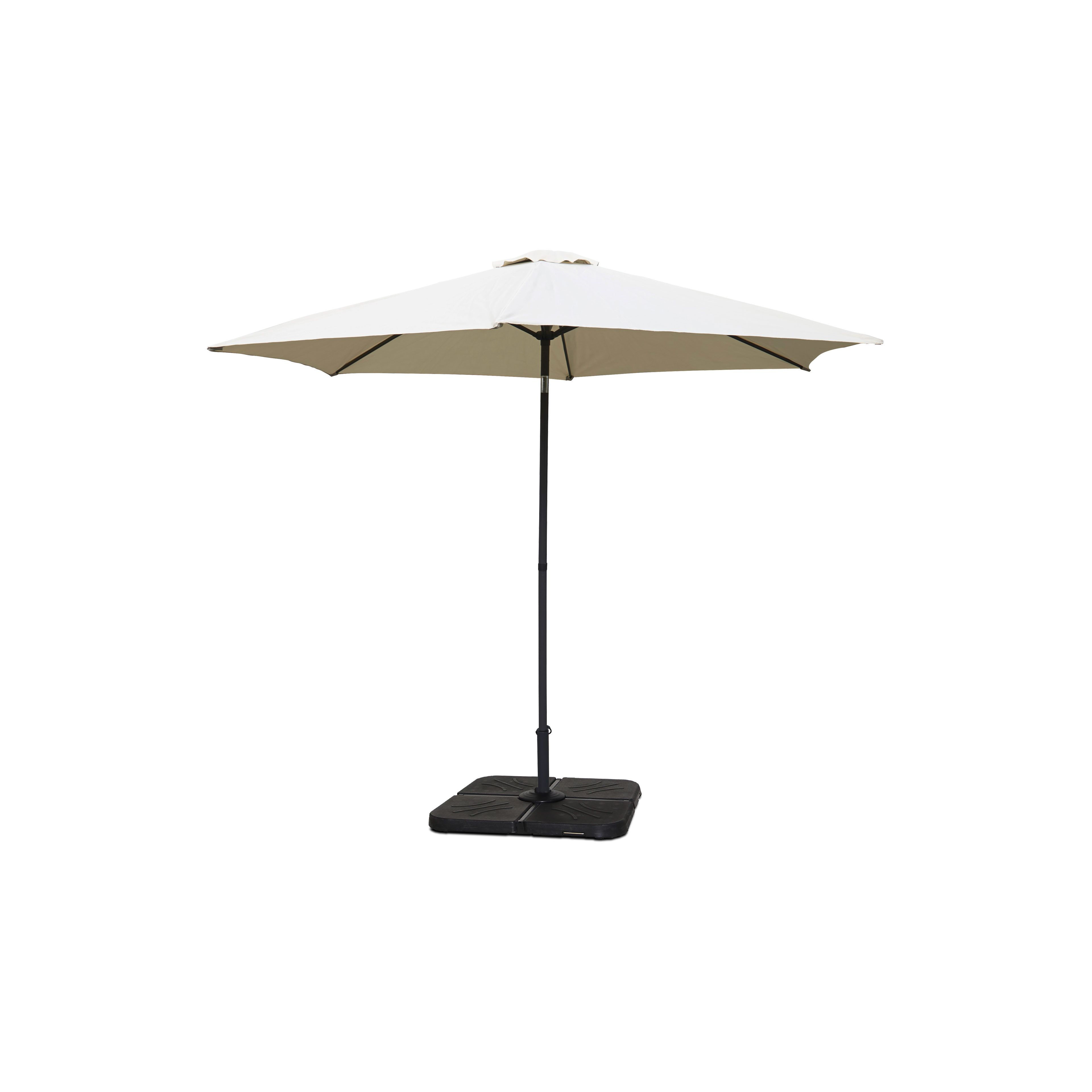 parasol 6 pieds inclinable