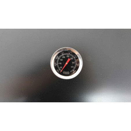 Barbecue à gaz 3 brûleurs thermostat