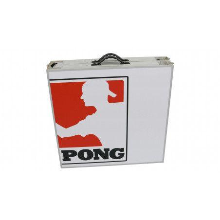 Table de beer pong pliante
