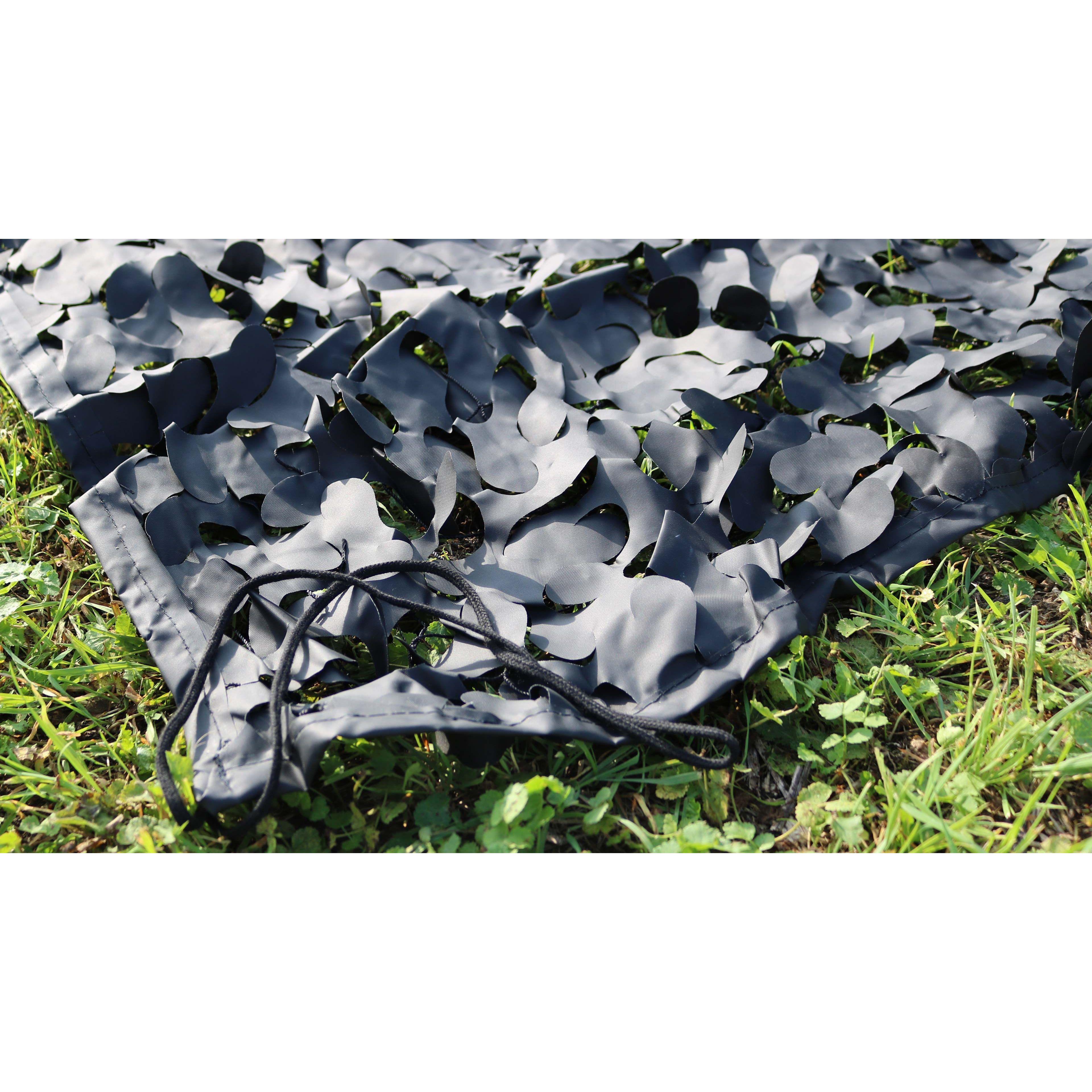 filet camouflage noir. Black Bedroom Furniture Sets. Home Design Ideas