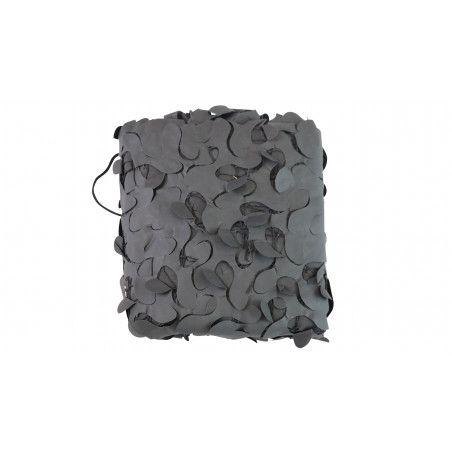 Filet de camouflage noir ignifugé