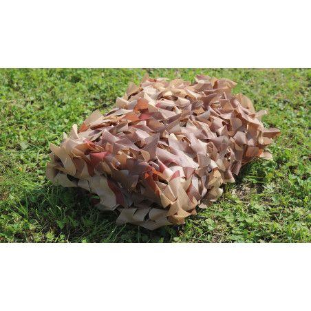 Filet de camouflage désert