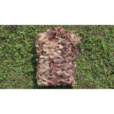 Filet de camouflage - desert