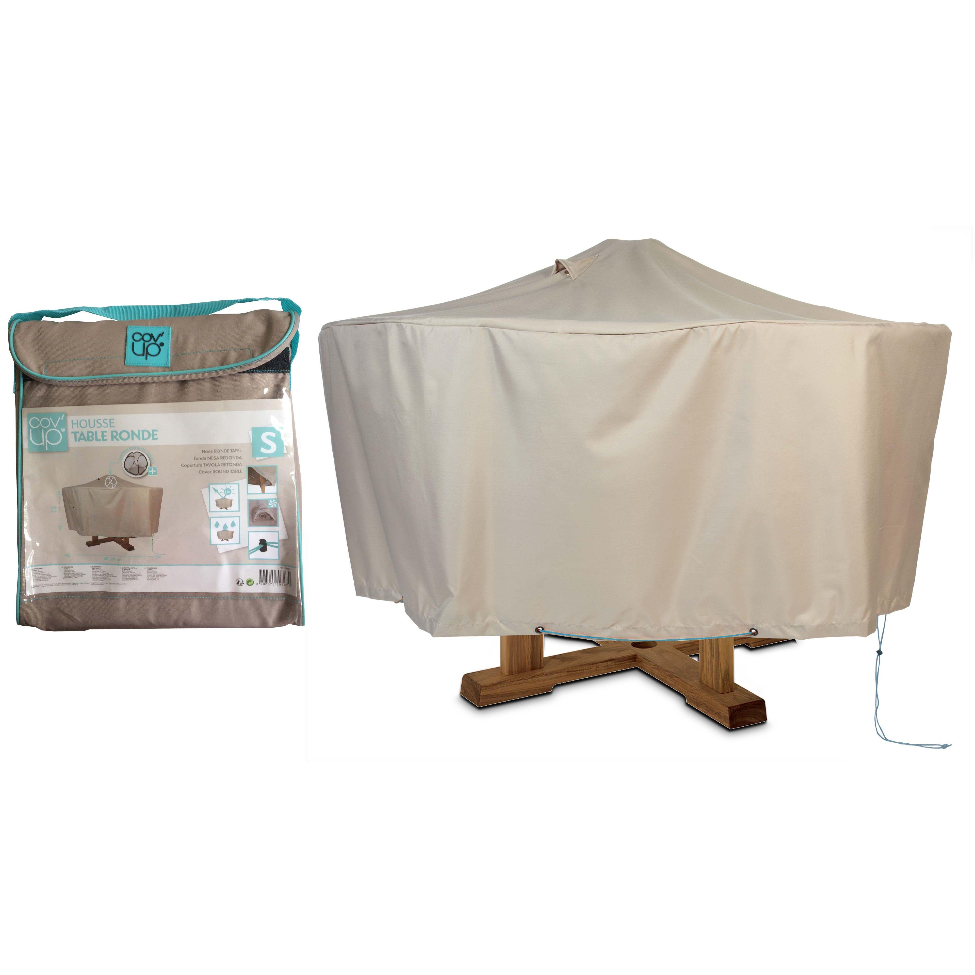 Best housse table de jardin ronde gallery - Housse de chaise ronde ...