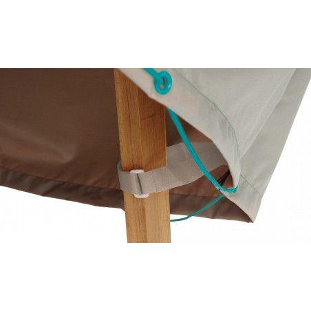 Housse de table de jardin ronde 120 cm