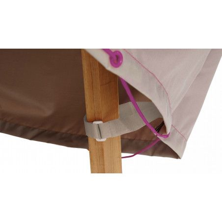 Housse de protection parasol 210 cm