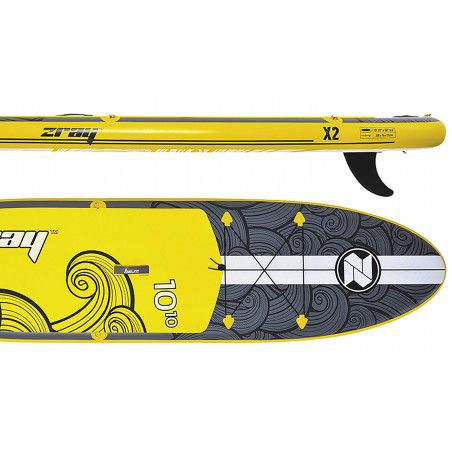 Stand up paddle gonflable ZRAY X2