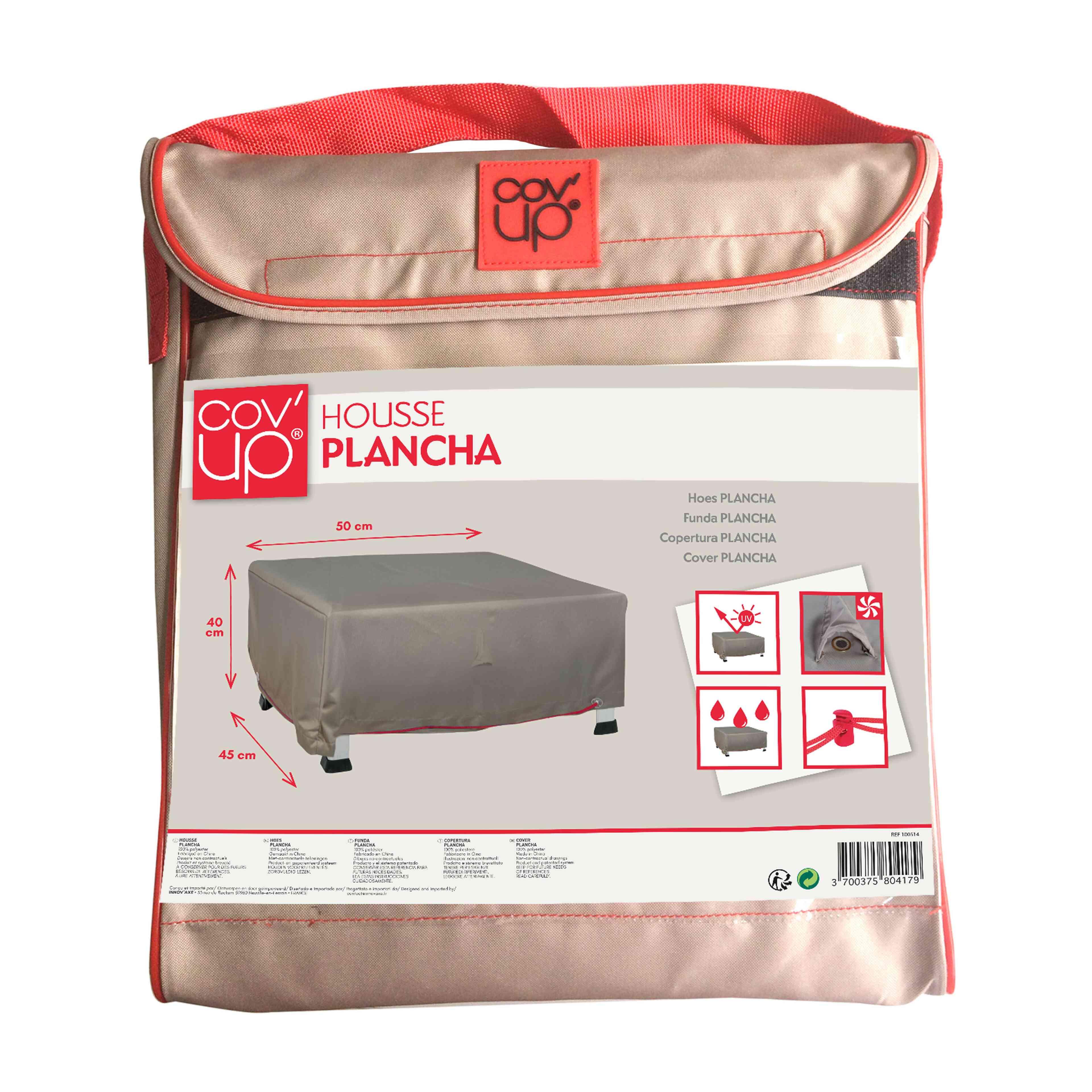 Housse Pour Plancha Tonio couvercle protection plancha simplicity 3 feux