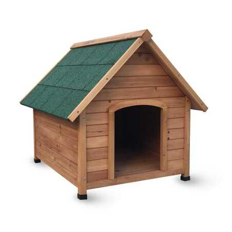 Niche pour chien en bois M