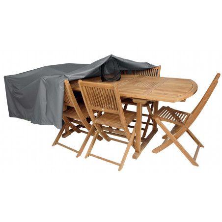 Housse table de jardin 240 x 130 cm