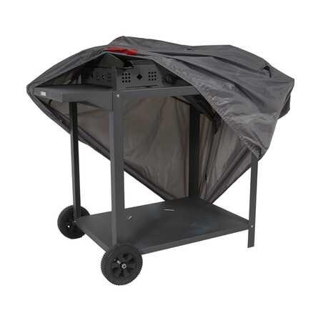 Housse de protection pour barbecue 110 x 58 cm