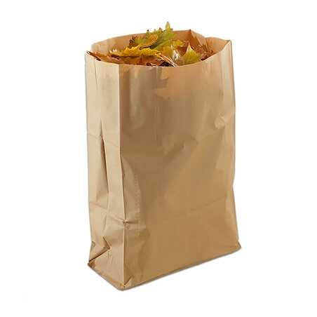sac jardin papier