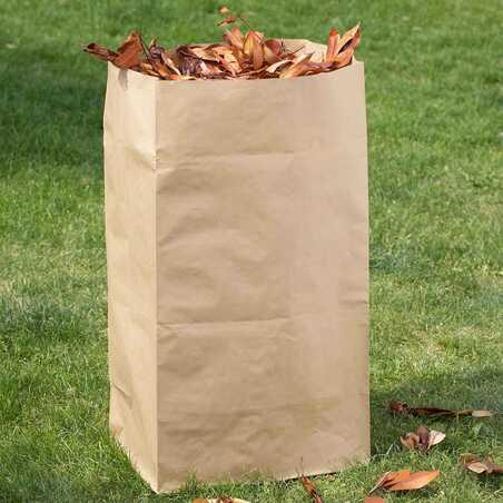 sac papier végétaux