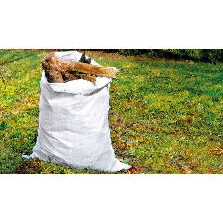 sac déchets végétaux