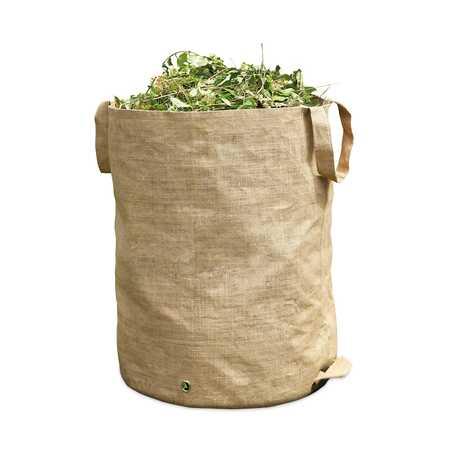 Sac déchets verts en jute 125 L