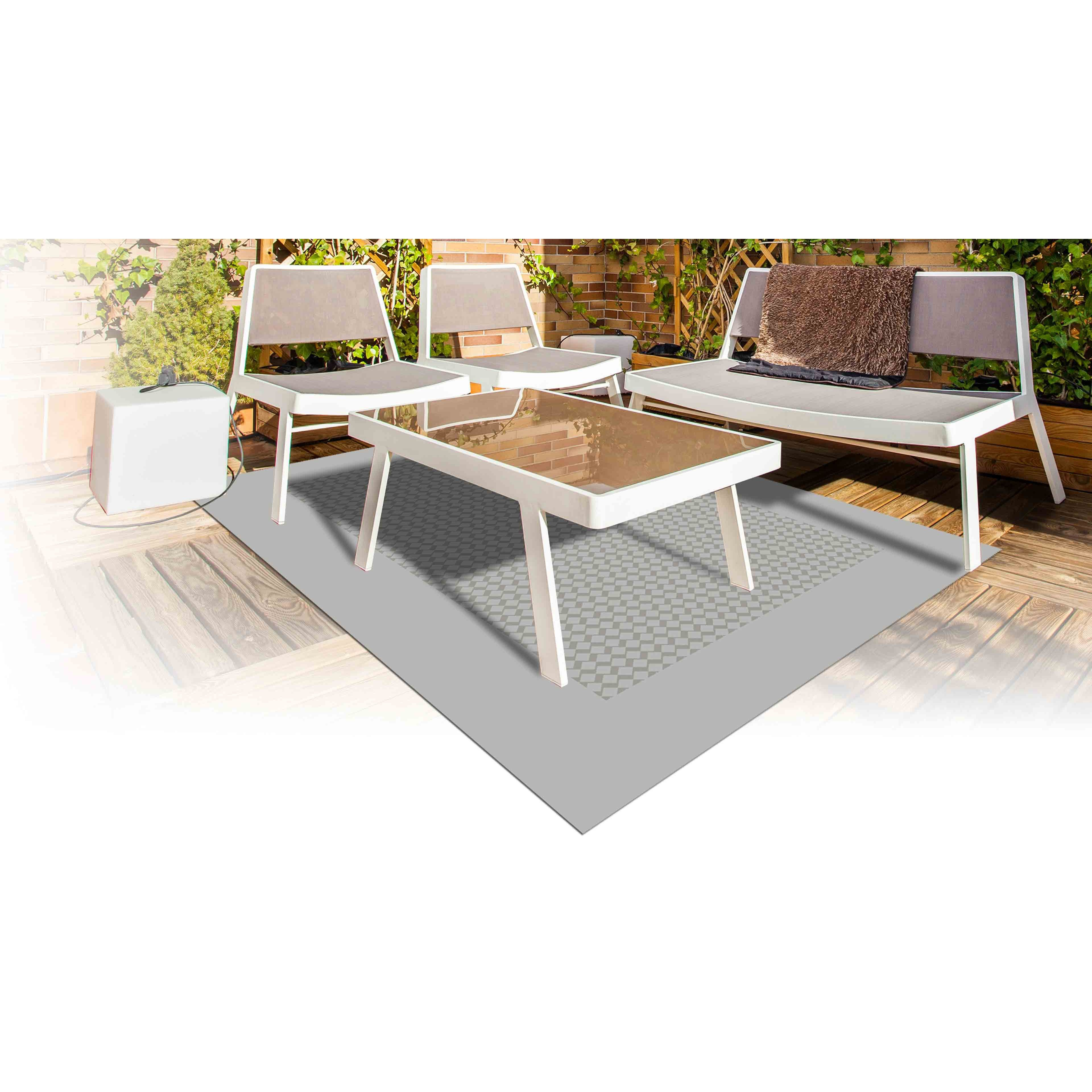 Tapis de terrasse en PVC | Solys