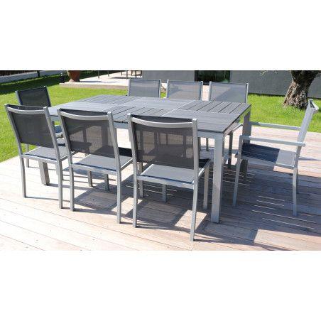 Salon jardin table chaise Oviala