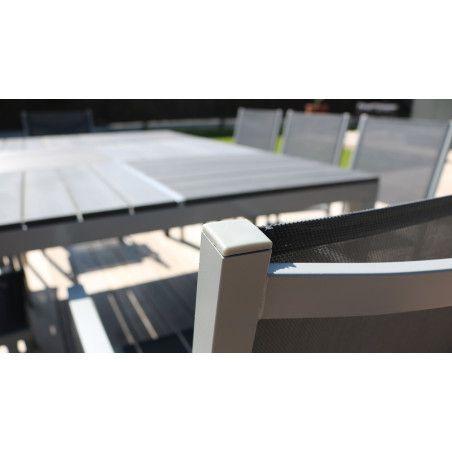 Mobilier de jardin Oviala zoom table
