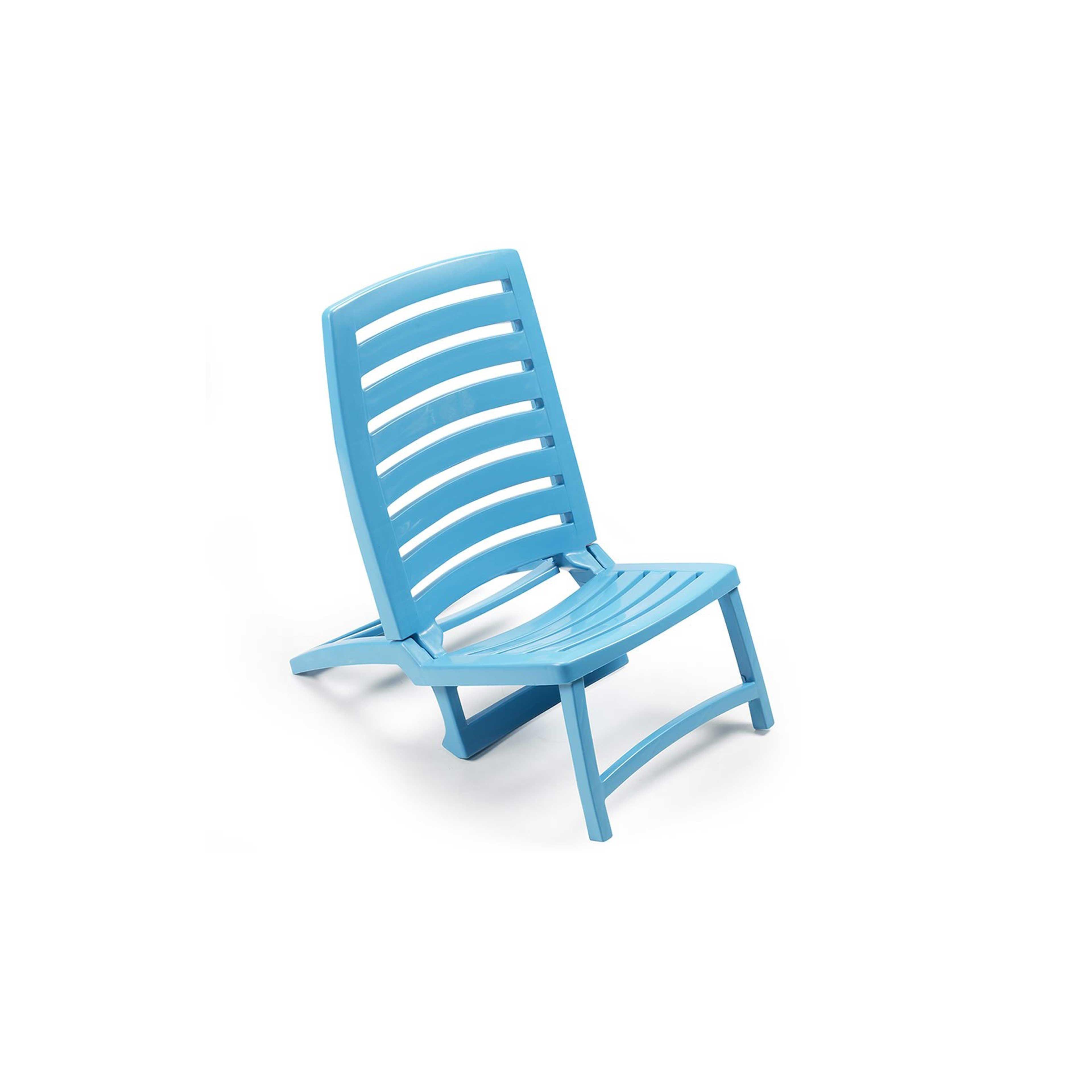 Fauteuil pliant plastique oviala - Chaise jardin pliante plastique ...