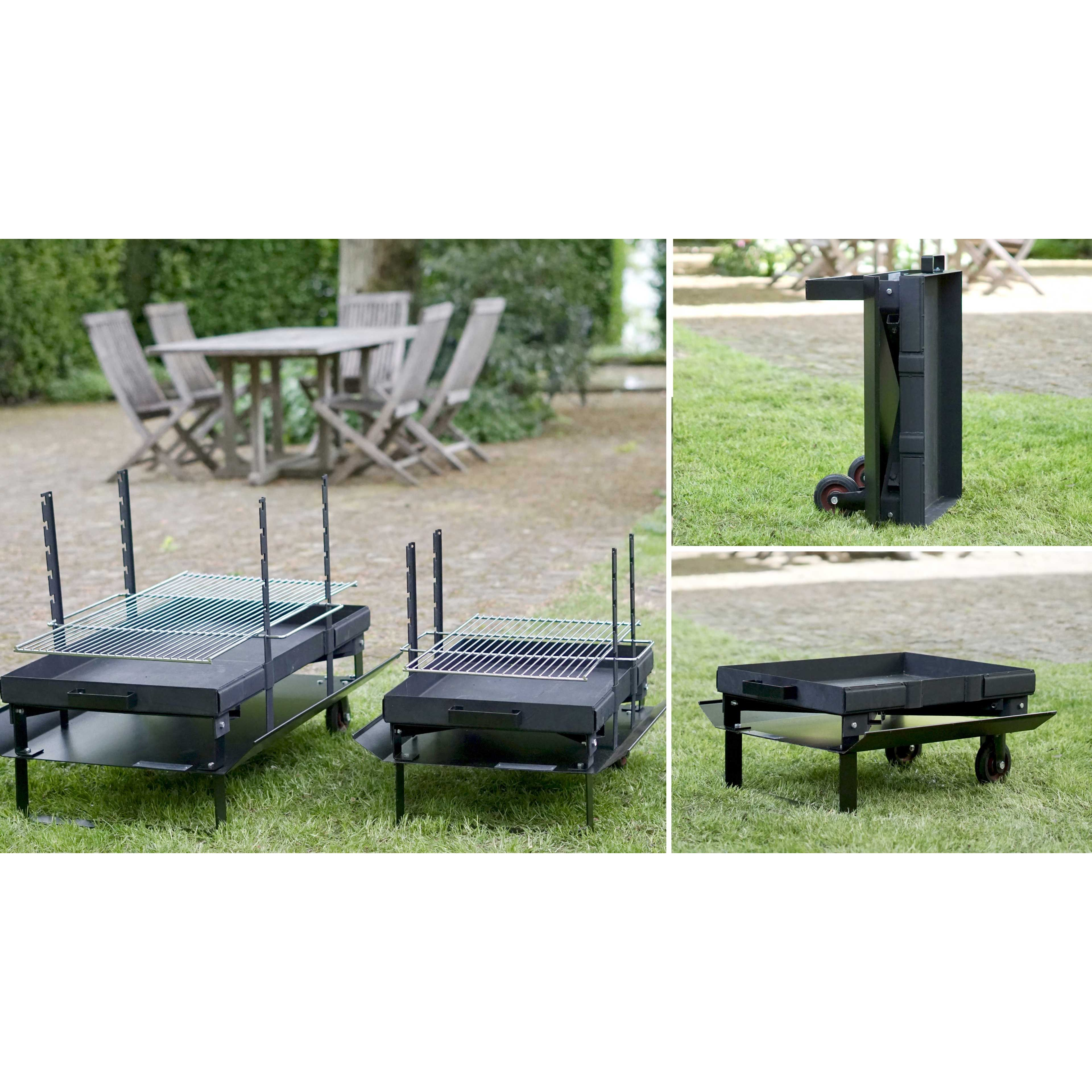grand brasero barbecue | oviala