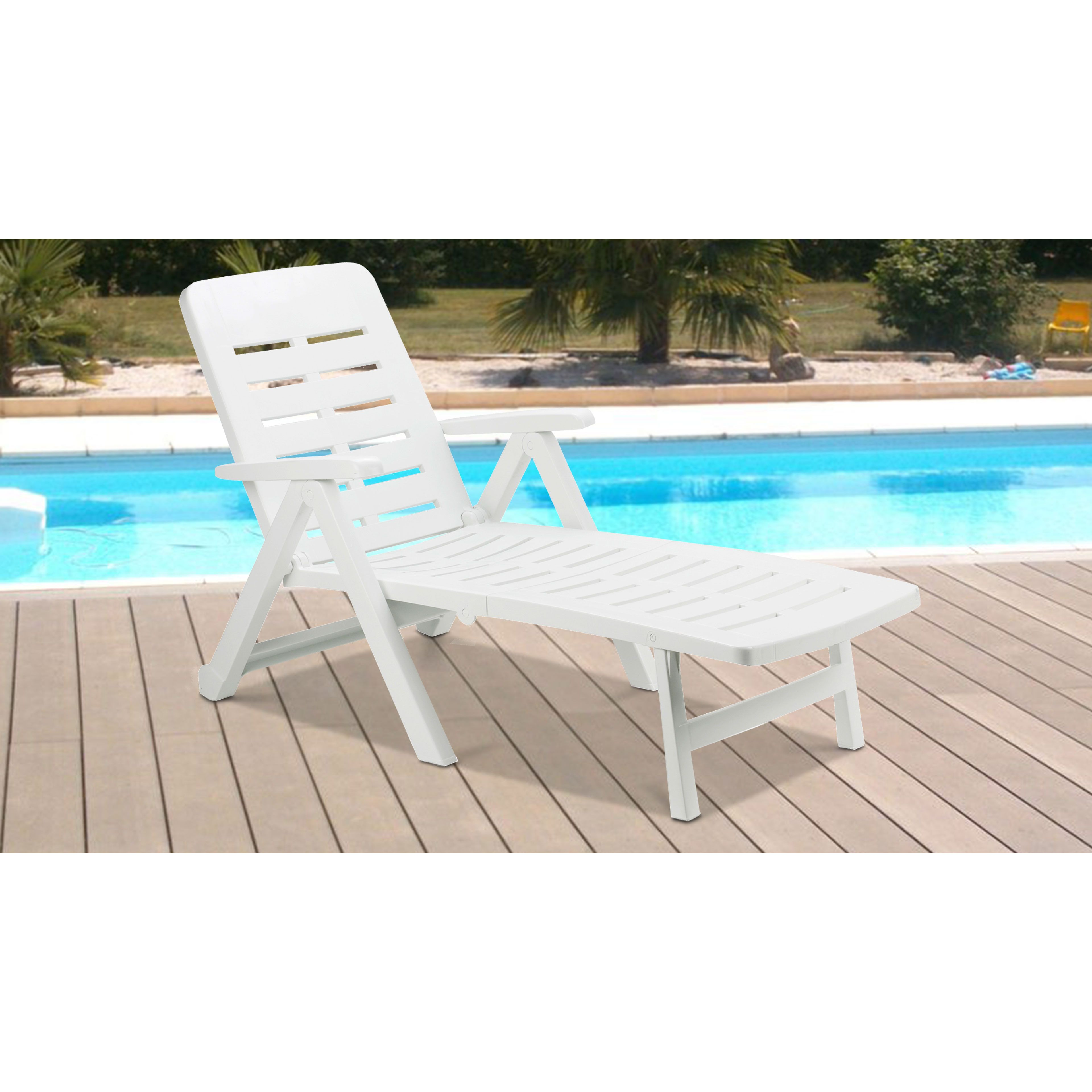 bain de soleil plastique. Black Bedroom Furniture Sets. Home Design Ideas