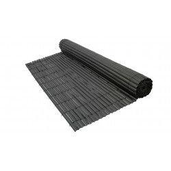 Canisse PVC gris foncé 900 g/m²