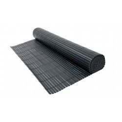 Canisse PVC double face 1600 g/m² gris anthracite